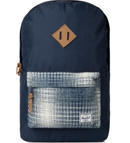 Herschel Supply Co. Navy Cabin Heritage Backpack Picture