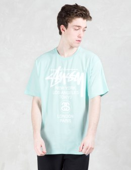 Stussy World Tour T-Shirt Picture