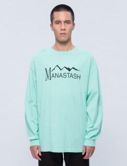 Manastash Standard Logo L/S T-Shirt Picture