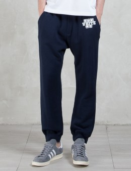 White Mountaineering Fleece Lining Sweat Pants Picture