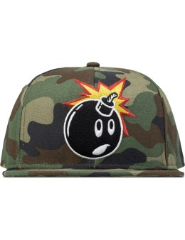 The Hundreds Adam Snapback Picture