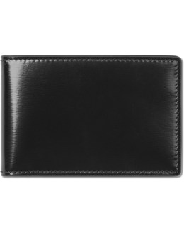 THOM BROWNE Calf Leather City Wallet Picture