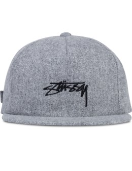 Stussy Smooth Stock Melton Strapback Picture