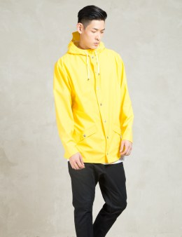 RAINS Yellow Jacket Picture