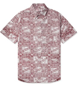 M.V.P. Beer Red Corona S/S Shirt Picture