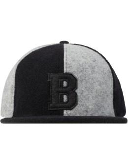 BIBI CHEMNITZ Black Wool Cap Picture