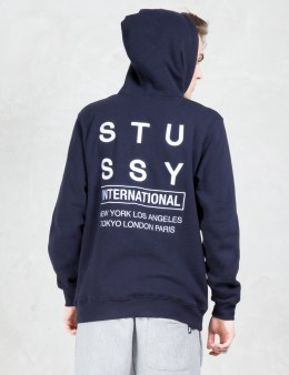 Stussy City Stack Hoodie Picture