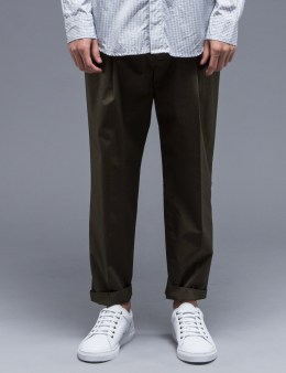 SILAS Wide Tuck Pants Picture