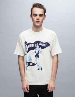 Human Made #1214 Salior Girl S/S T-Shirt Picture