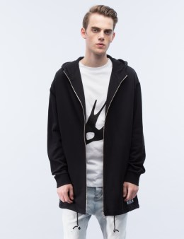 McQ Alexander McQueen Zip Hoodie With McQ New Logo Picture