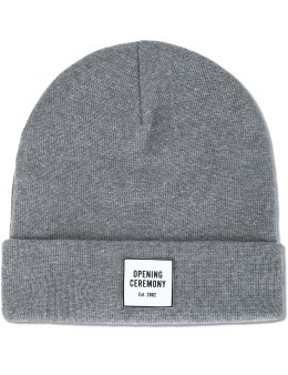Opening Ceremony OC Logo Knit Beanie Picture
