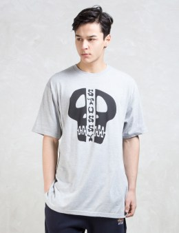 Stussy Skull Chop T-Shirt Picture
