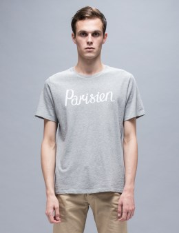 MAISON KITSUNE Parisien S/S T-Shirt Picture