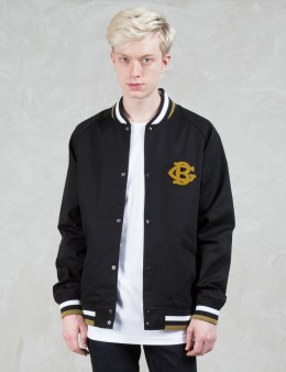 Benny Gold Baseball Jacket Picture