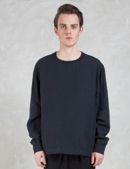 Our Legacy Linen Sp Pullover L/S Shirt Picture