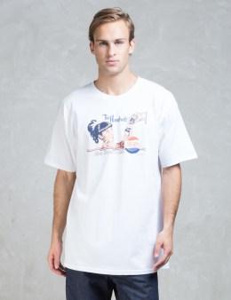 The Hundreds The Hundreds X Pepsi 1950's T-Shirt Picture