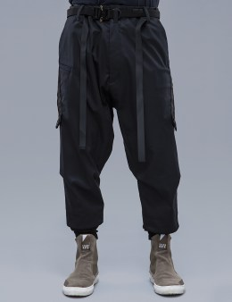ACRONYM P23TS-CH Industrial Micro Twill Tec Sys Drawcord Trousers Picture