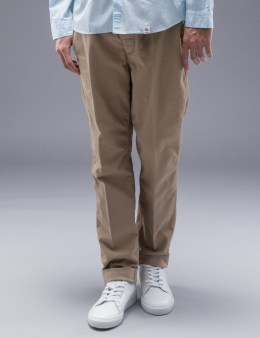 "BEDWIN & THE HEARTBREAKERS ""Joe"" 10/L Military Chino Pants Picture"