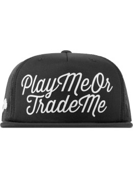 HALL OF FAME Black Play Me Snapback Picture