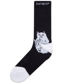 RIPNDIP Lord Nermal Socks Picture
