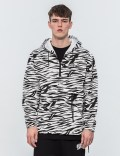 Billionaire Boys Club Zebra Camo 1/4 Zip Jacket Picture