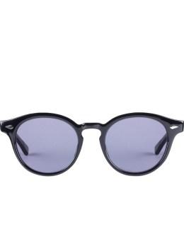 "WACKO MARIA ""Lennon"" Kaneko Gankyo Crossover Sunglasses Picture"