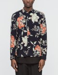 McQ Alexander McQueen Bohemian Floral Sheehan Shirt Picture