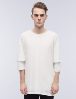 STAMPD Double S/S T-Shirt Picture