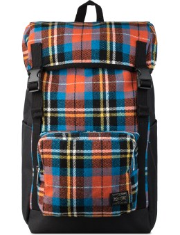 Head Porter Red Lesson Rucksack Picture