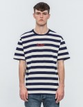 Butter Goods Classic Stripe T-Shirt Picture