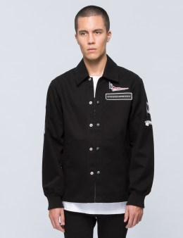 "Opening Ceremony ""La Time"" Mechanics Jacket Picture"