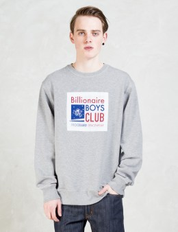 Billionaire Boys Club Processed Reversible Crewneck Sweatshirt Picture