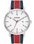 Nixon Rollo with White Dial Picture