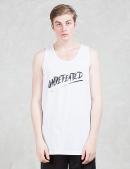 UNDEFEATED Violator Tank Picture