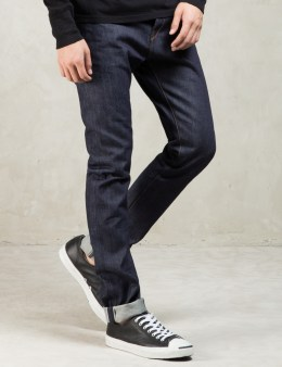 wings + horns Indigo Slim Fit Denim Slim Fit Jeans Picture