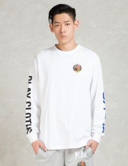 Play Cloths White L/S Wing Span Sweatshirt Picture