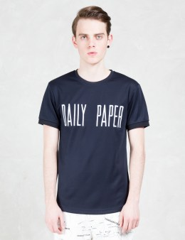 Daily Paper Script Logo T-shirt Picture