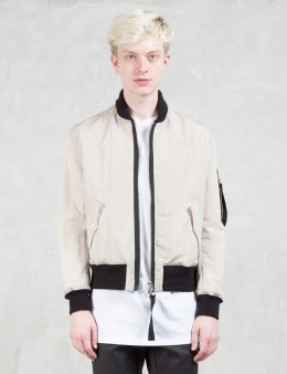 Matthew Miller Edina Bomber Jacket Picture