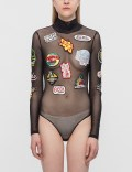 Gcds Patch Bodysuit