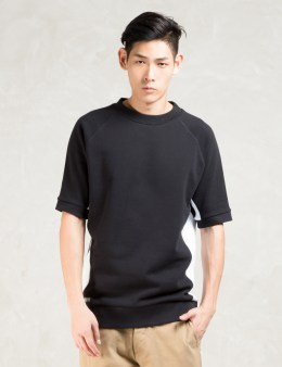 AMH Black S/S T-Sweatshirt Picture