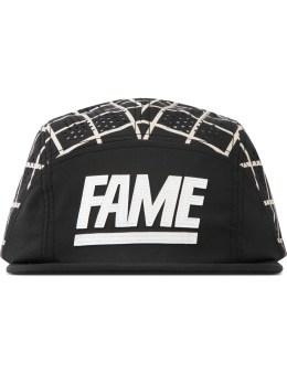 HALL OF FAME Black Split Fame Block Camper  Picture