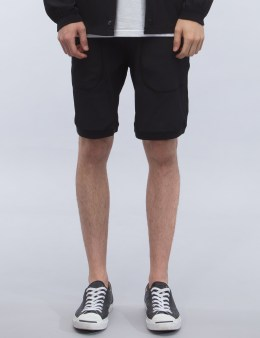 REIGNING CHAMP Stretch Nylon Shorts Picture