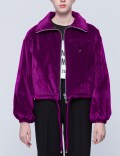 Opening Ceremony Stamped Croc Oversized Jacket Picture