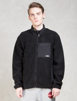 Stussy Berber Full Zip Jacket Picture