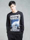 Blood Brother Plural L/S T-Shirt Picture