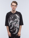 DIESEL BLACK GOLD Tikuna S/S T-Shirt Picture