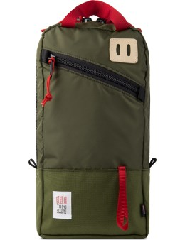 TOPO DESIGNS Olive Trip Pack Picture