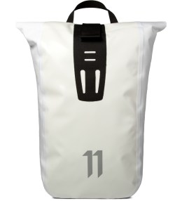 11 By Boris Bidjan Saberi White Velocity PR11 3M Backpack Picture