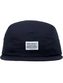 Norse Projects Ripstop 5 Panel Cap Picture