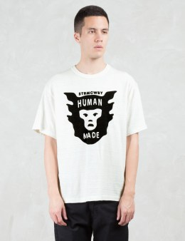 Human Made #1125 Hm Head Logo T-shirt Picture